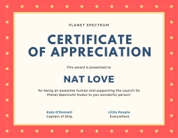 Certificate of appreciation-11