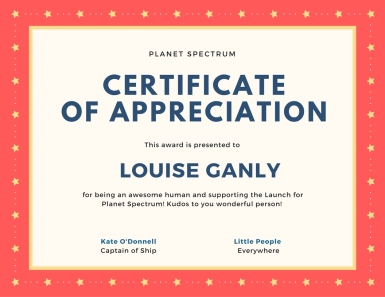 Certificate of appreciation-20