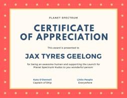 Certificate of appreciation-6